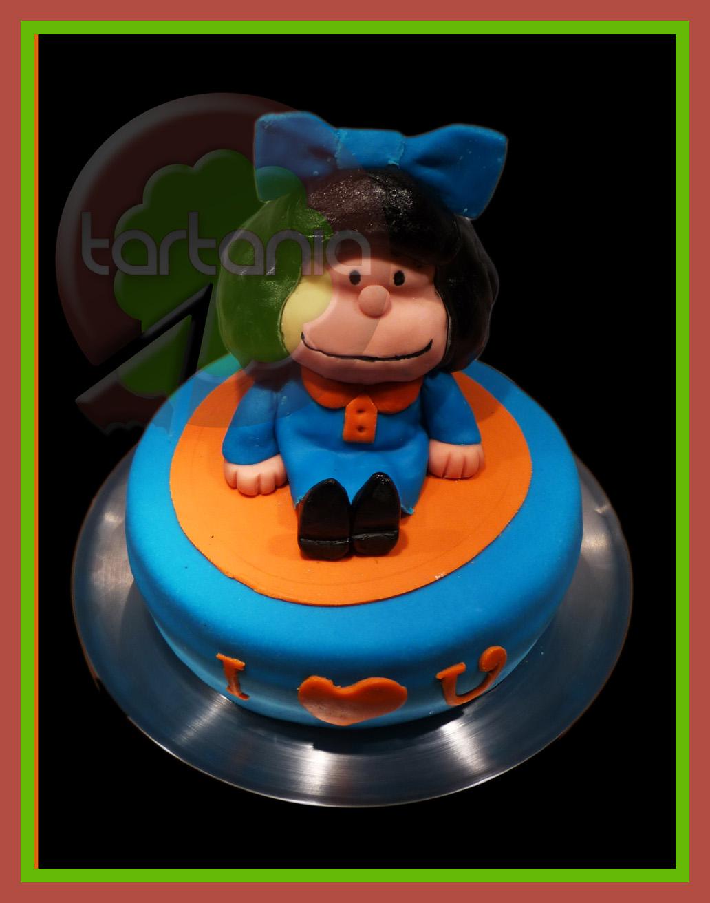 Tarta Mafalda