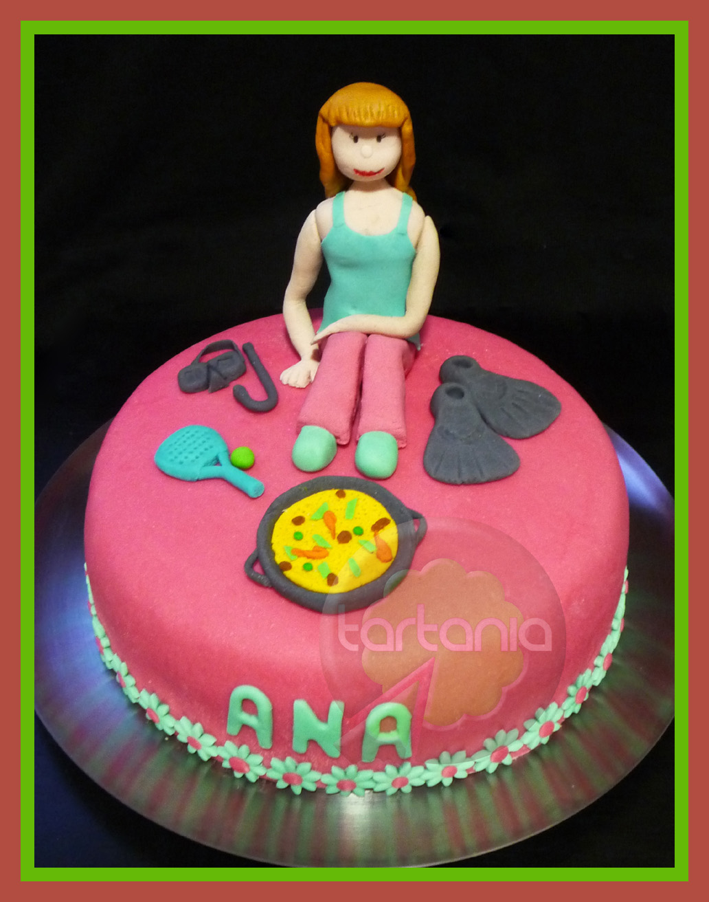 Tarta Ana